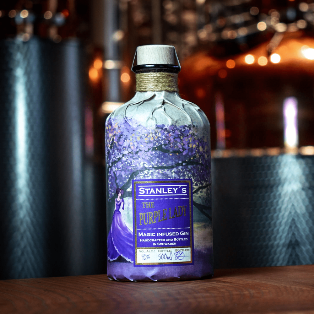 Purple Lady Gin