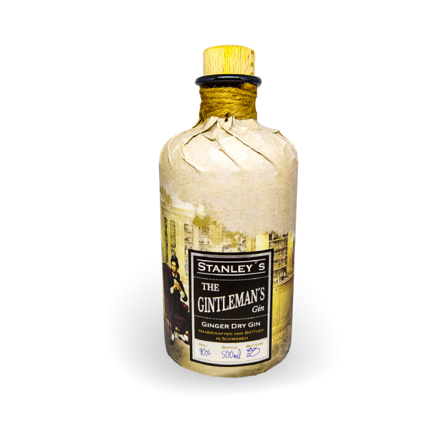 The Gintlemans Ginger Gin