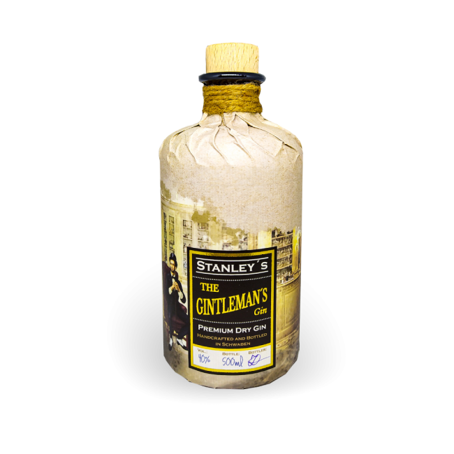 The Gintlemans Dry Gin