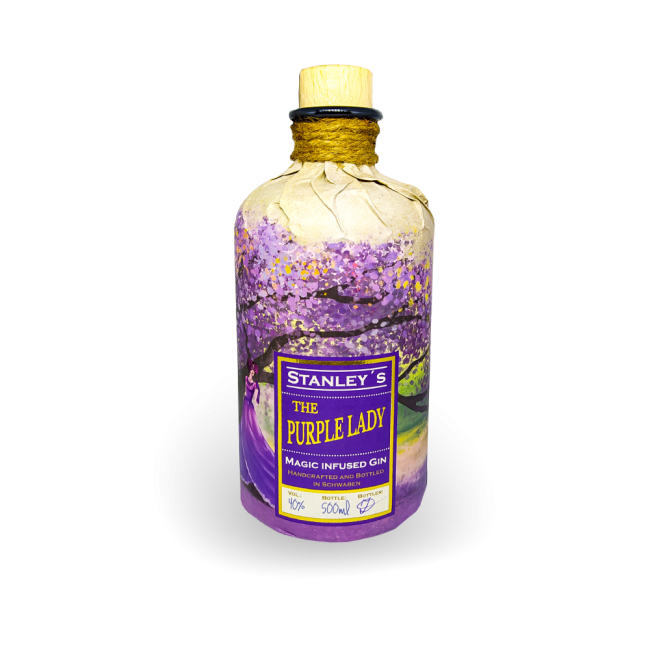 The Purple Lady Gin